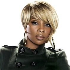 Mary J. Blige's top 10 hairstyles over the years