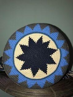 Authentic-100-Wayuu-Mochila-Colombian-Bag-Large-Size-Gorgeous-Neutral-Colors