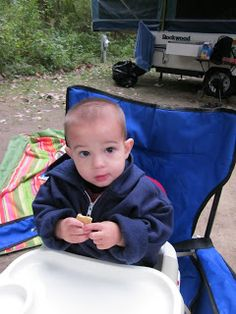 Arrows Sent Forth: Things I Learned While Camping with a Toddler