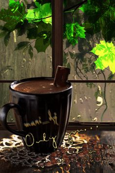 GIF by Mani Ivanov. Discover all images by Mani Ivanov. Coffee Gif, Coffee Images, Coffee Cozy, Coffee Break, Good Morning Sun, Good Night Gif, Good Morning Coffee, Morning Gif, Photo Café