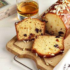 Plumcake al whisky, limone e zenzero - Delizie da forno | Donna Moderna