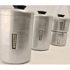 Kromex Canisters