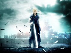 Final Fantasy VII - Cloud