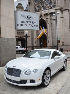 Pre-Owned BENTLEY cars for sale in Chicago, IL at Bentley Gold Coast, IL's premier pre-owned luxury car dealership. Come test drive a BENTLEY today! Lamborghini Huracan, Bugatti, Maserati, Audi Rs3, Lexus Lfa, Small Luxury Cars, New Luxury Cars, Bentley Continental Gt, Audi For Sale