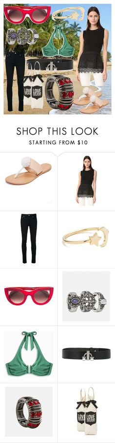 """""""Modalist cashback offer"""" by justinallison ❤ liked on Polyvore featuring Joie, Antonio Berardi, Guild Prime, Ariel Gordon, Thierry Lasry, Avenue, Heidi Klein, Dsquared2 and Bag-All"""