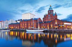 10 ciudades que debes conocer si detestas el calor: Helsinki, Finlandia.