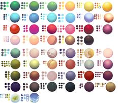 Practicing some colour shadings by NoNoKoHime.deviantart.com on @DeviantArt