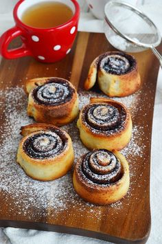 A legomlósabb linzer Baking Recipes, Cake Recipes, Cooking Cake, Lunch Meal Prep, Baking And Pastry, Cinnamon Rolls, Cheesecake, Food And Drink, Sweets