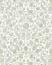 Flora Olive från Designers Guild