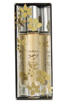 Trish McEvoy 'Sexy No. 9' Blackberry & Vanilla Musk Eau de Parfum Rollerball available at #Nordstrom
