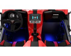 Audio & Electronics | Accessories | Polaris Slingshot