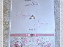 Gästebuch Hochzeit, Geschenk,Gästebuch, 19