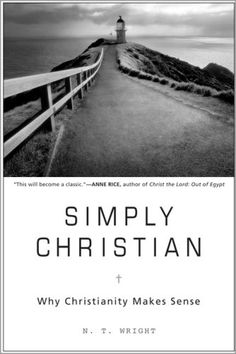 Monthly Giveaway - I'm Giving Away the Book 'Simply Christian' by N.T. Wright