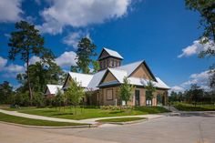 Woodtrace Recreation Center- Street View