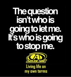 Yes. Contact me today to become a champion with a healthier lifestyle, weight loss, and so much more energy ! Sydneyr.advocare@gmail.com