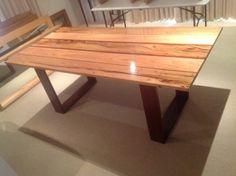 Recycled Hardwood/Jarrah Dining Table