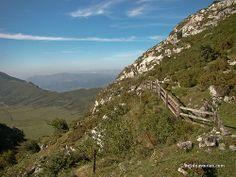 Ruta de senderismo Frasinelli Asturias