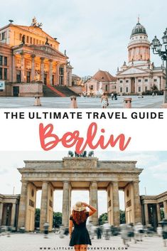 Berlin is so much more than the main attractions and the awful events that took place in the pass. It's a vibrant city with a lot to learn. Without any further revealing here's my Berlin Travel Guide! More at www.littlefootadventures.com Berlin | Germany | Europe | Guide | Travel Guide | Hotels | Things to Do | Berlin Travel Guide | Ultimate Travel Guide | Ultimate Berlin Travel Guide #Berlin #Germany #Europe #Hotel #Accomodation #Tips #Guide #List #Travelguide #germanytravel