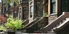 Brooklyn, New York Brownstones