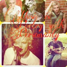 Ross collage made by Kaitlyn's Collages @kaitlynbeasley1 for @peanut23462!   If you want one please comment what you want!! If you repin please give credit!! :)