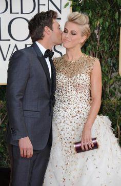 Fa Julianne Hough dating Ryan Seacrest