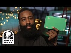 James Harden Behind the Scenes of Our Super Secret Commercial | 2016 Taco Bell - YouTube