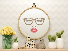 Excited to share the latest addition to my #etsy shop: Lips Cross Stitch Pattern Modern Eyes Cross Stitch Pattern Funny Cross Stitch Modern Pattern PDF Anatomy Cross Stitch Pattern Feminist #crossstitchpattern https://etsy.me/2K8bZXd