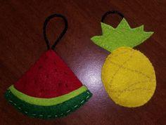 Christmas Ornaments, Holiday Decor, Home Decor, Key Fobs, Felting, Decoration Home, Room Decor, Christmas Jewelry, Christmas Decorations