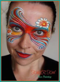 - Famous Last Words Adult Face Painting, Body Painting, Famous Last Words, Face Art, Face And Body, Mardi Gras, Masquerade, Blog, Painted Faces