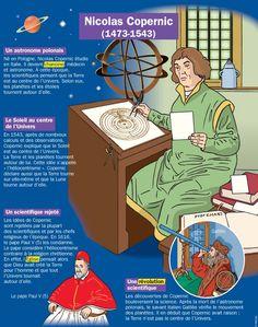 Fiche exposés : Nicolas Copernic