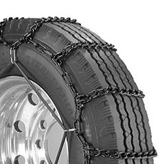 Security Chain Company QG2214 Quik Grip Light Truck LSH Tire Traction Chain Set of 2