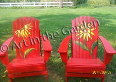 27 Best For My Obsession With Adirondack Chairs Images In
