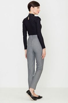 Pantaloni dama gri - 99 Lei -  Fabricat in Europa -     Comanda acum!  #divashopromania #divashop #hainefemei #pantaloni  #fashion #fashionista #fashionable #fashionaddict #styleoftheday #styleblogger #stylish #style #instafashion #lifestyle #loveit #summer #americanstyle #ootd #ootdmagazine #outfit #trendy #trends #womensfashion #streetstyle #streetwear #streetfashion #shopping #outfitoftheday #outfitinspiration #ootdshare #trendalert #boutique #haine #romania #bucharest Romania Bucharest, Ootd, Street Style, Boutique, Outfit, Streetwear, Trends, Shopping, Lifestyle