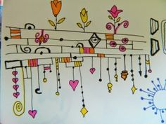 Doodling is More than Mindless Drawing finds Melanie Statnick
