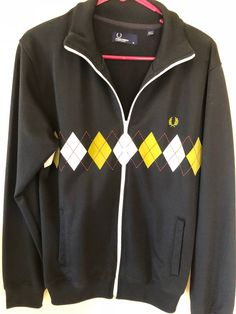 478c2e9295e2 Fred Perry Track Jacket Size US M   EU 48-50   2 Fred Perry