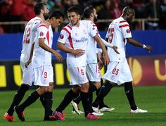 @Sevilla el equipo de Nervión #9ine