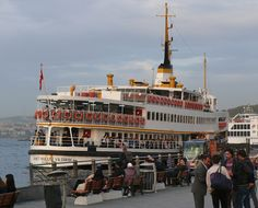 One of the must do's in Istanbul - a boat trip on the Bosphorus (Copyright IGRA).