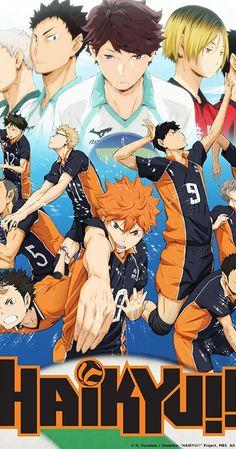 Haikyuu Anime Poster x Sport Volleyball Kageyama Tobio, Haikyuu Karasuno, Haikyuu Season 4, Misaki, Manga Haikyuu, Watch Haikyuu, Haikyuu Funny, Haikyuu Fanart, Poster Anime