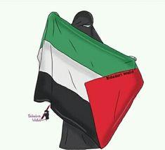 Save palestine . «Hfz« Palestine Girl, Palestine Quotes, Islamic Images, Islamic Pictures, Muslim Girls, Muslim Women, Satire, Anime Muslim, Hijab Cartoon
