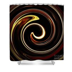 Pot Swirl Shower Curtain  http://pixels.com/products/pot-swirl-sarah-loft-shower-curtain.html  #showercurtains #sarahloft #digitalart #digital #abstract