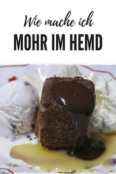 Mohr im Hemd für den Dampfgarer - Gartenblog Topfgartenwelt #mohrimhemd #rezept #dampfgarer #tupperdampfwunder #dampfbackofen #österreich #wienerküche Microwave, Pudding, Yummy Food, Dinner, Easy, Desserts, Recipes, Hallo Winter, Cooking Ideas