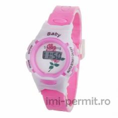 HOT Horloge New Desigh hot sale Colorful Boys Girls Students Time Electronic Digital Wrist Sport Watch Sport Watches, Watches For Men, Children's Watches, Wrist Watches, Digital Wrist Watch, Kids Electronics, Sports Models, Valentines Jewelry, Pink Kids