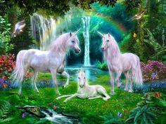 pinned from delli bells board Unicorn and Pegasus.art - Page 8 - Unicorns - Galleries Unicorn And Fairies, Unicorn Fantasy, Unicorn Horse, Unicorns And Mermaids, Unicorn Art, Magical Unicorn, Rainbow Unicorn, Fantasy Art, Magical Creatures