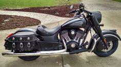 Good looking Indian Dark Horse Motorcycle! American Motorcycles, Custom Motorcycles, Indian Motorcycles, Indian Dark Horse, Indian Cycle, Bagger Motorcycle, Indian Scout, Cool Bikes, Motorbikes