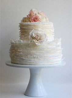 for our two-tier cake