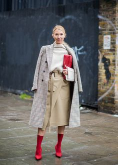 24 Outfit Ideas Worth Copying From London Fashion Week