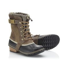 SOREL Conquest Carly Short Boot, I would so like to have this for anytime of the year! #SORELfestivalstyle