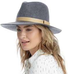 Tall Crown Wool Hat https://api.shopstyle.com/action/apiVisitRetailer?id=533538559&pid=uid8100-34415590-43