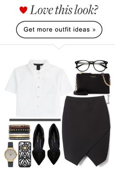 """Office"" by naomimjc on Polyvore"