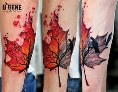 tattoo by U-Gene